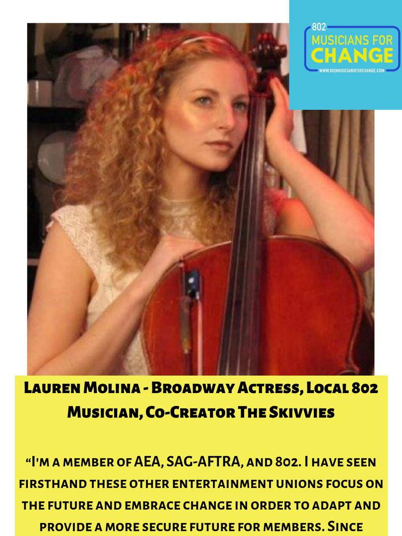 Lauren Molina