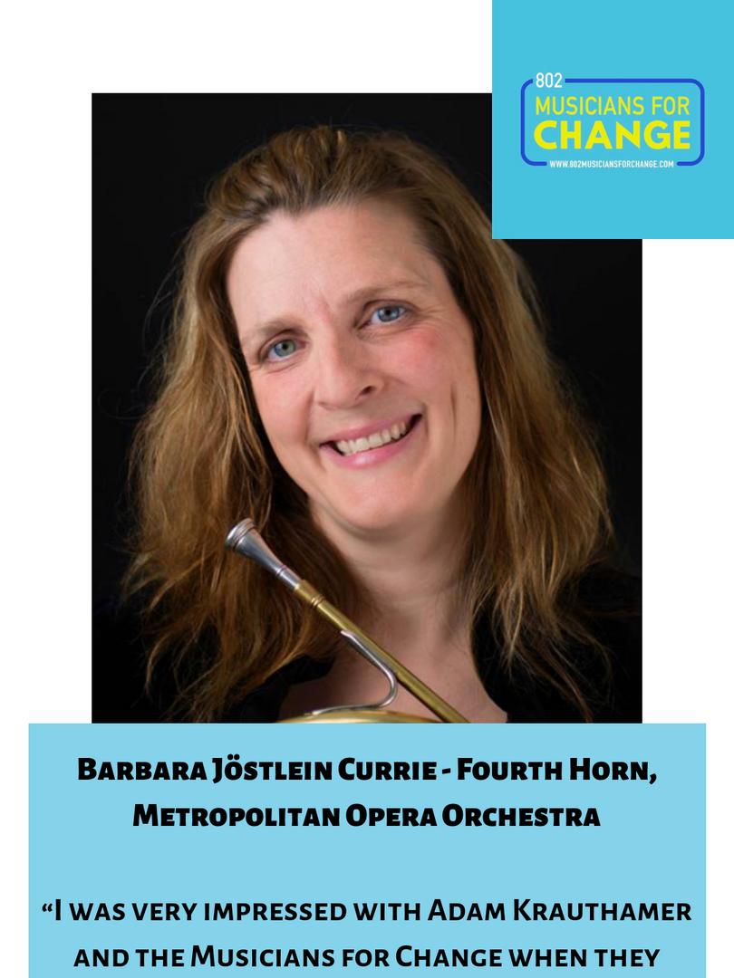 Barbara Jöstlein Currie