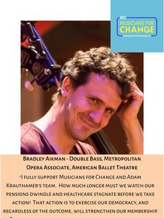Bradley Aikman