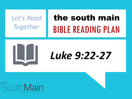 Bible Reading Plan | February 18, 2021