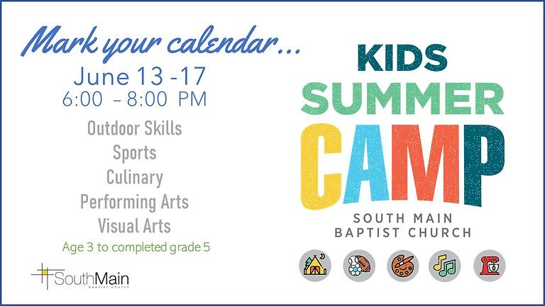 2021 Kids Camp