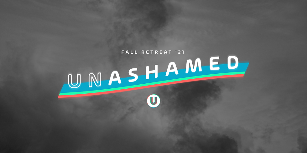 Unashamed: Underground Fall Retreat '21