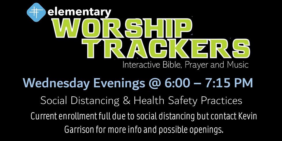 Elementary Worship Trackers