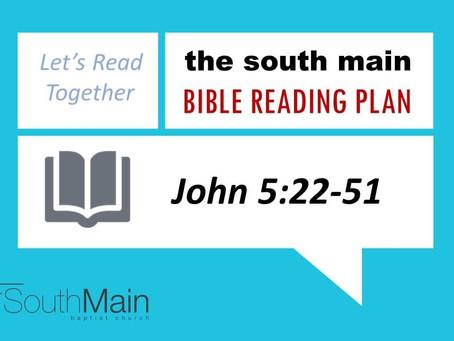 Bible Reading Plan | February 7, 2021