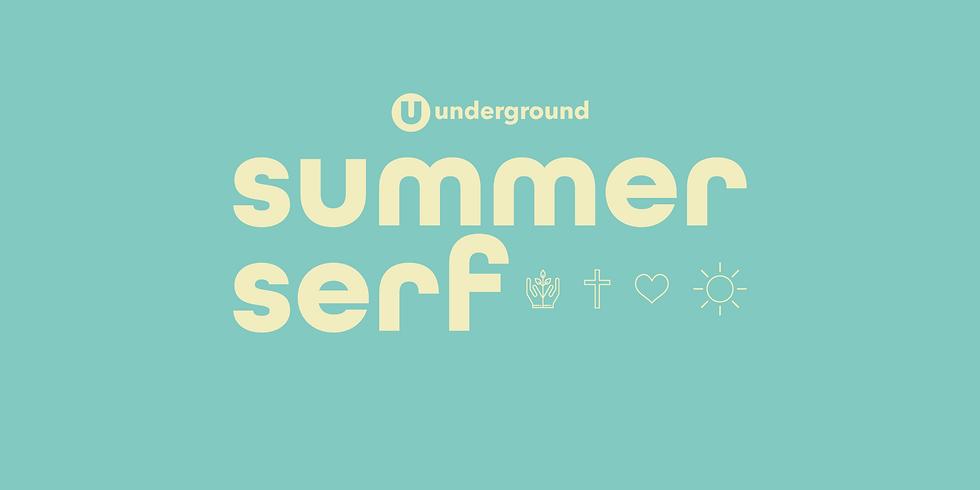 summer serf