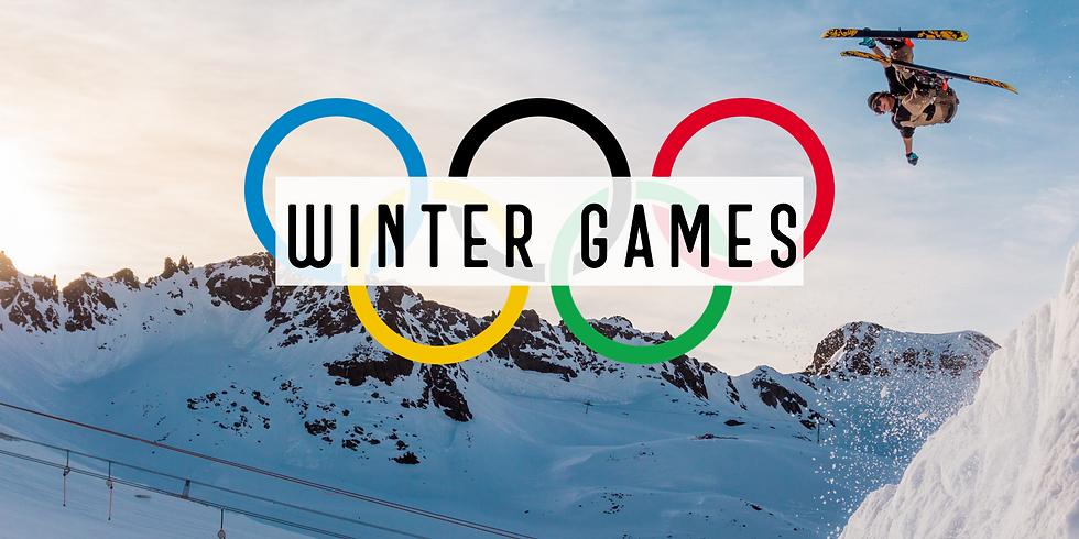Underground Winter Games