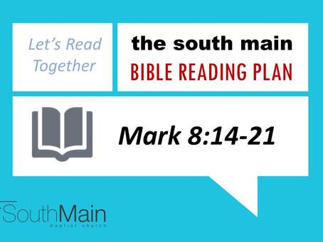 Bible Reading Plan   February 15, 2021