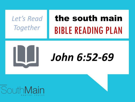 Bible Reading Plan | February 8, 2021