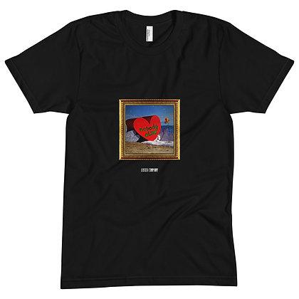 Black Nobody Else T-shirt