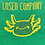 Thumbnail: Unisex Hoodie Green Type B (Back)