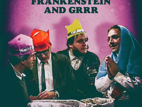 Loser Company on 'Gold, Frankenstein and Grrr'