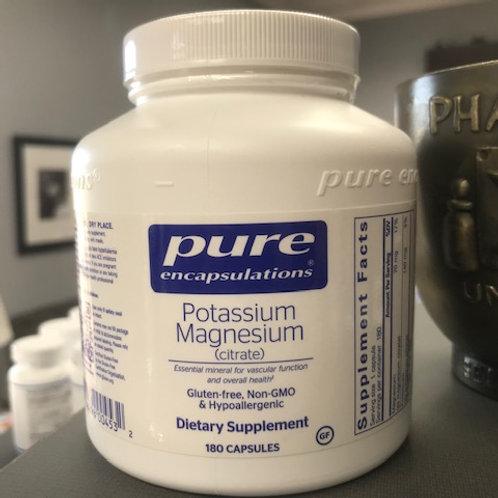 Potassium Magnesium (citrate)
