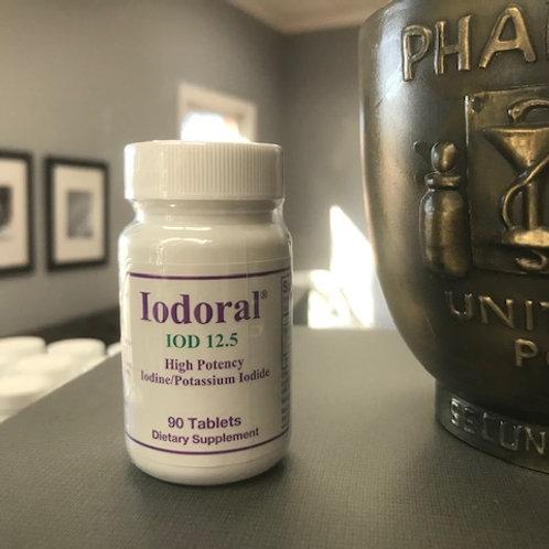 Iodoral IOD 12.5