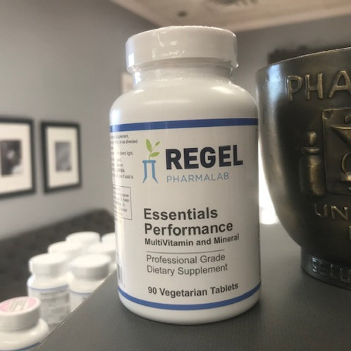 Essentials Performance Multivitamin and Mineral