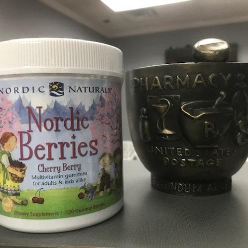 Nordic Berries Multivitamin Gummies