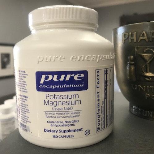 Potassium Magnesium (aspartate)