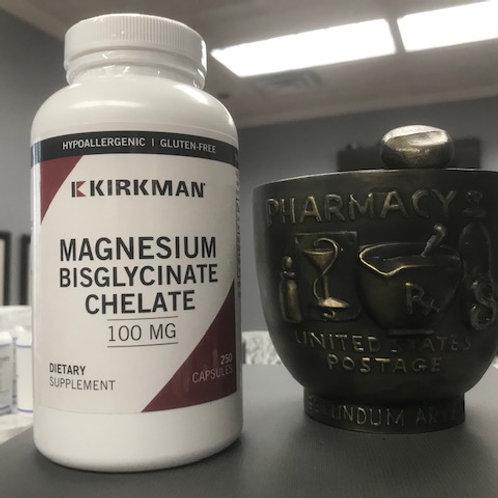 Magnesium Bisglycinate Chelate