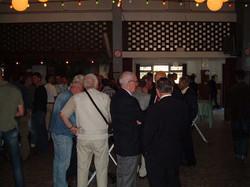 VBD Reunie 2007 Ontvangst in de kantine