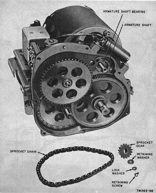 AN-GRC9 Dynamotor