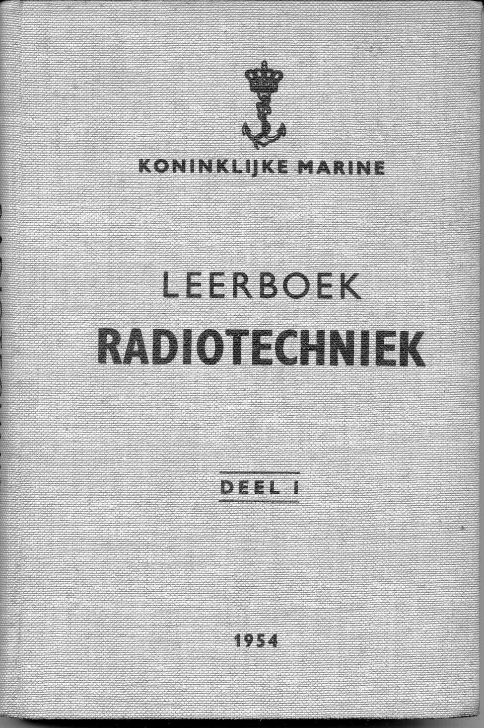 10 TOKM  Leerboek Radio-techniek