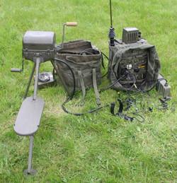 station set up