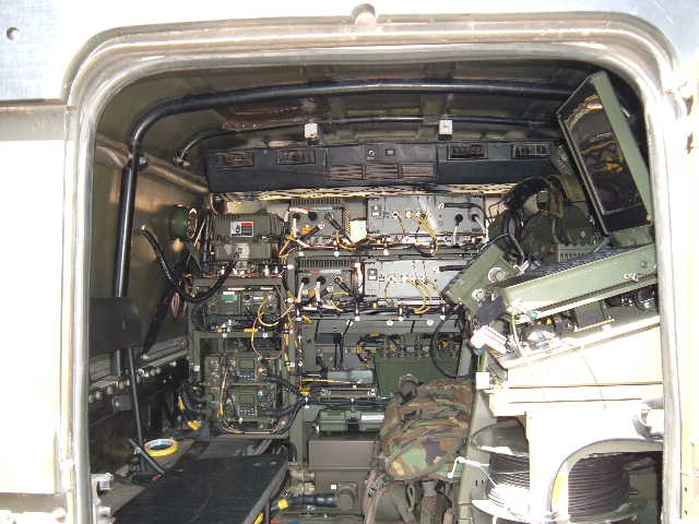 VBD Reunie 2007 Vervangers van de ANGRC-9