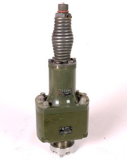antennevoet-staand