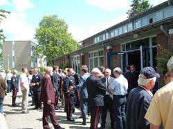 VBD Reunie 2007 Oud leergoed en aktief dienenden