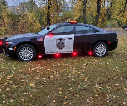 University of Minnesota Police Department 2019 Dodge Charger