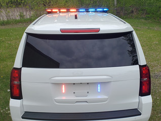2020 Tahoe for Lewiston MN Police Department
