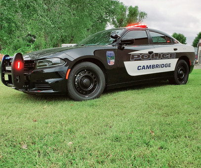 2019 Dodge Charger for Cambridge MN Police Department