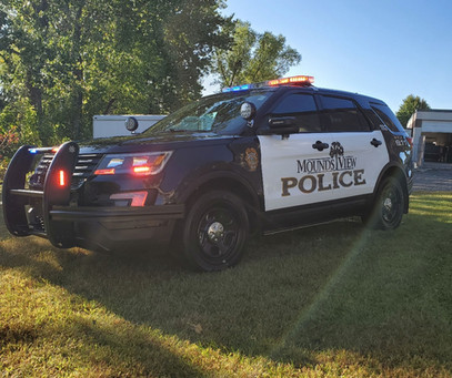 Mounds View MN Police Department 2019 Ford PIU
