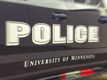 U of M Police Department 2020 Ford F150 Reaponder
