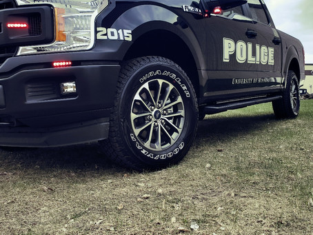 U of M Police Department  2020 Ford F-150 Responder