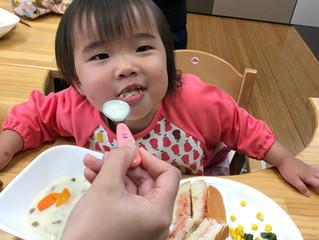 ばなな保育園は、家庭と共に食育も応援する保育園