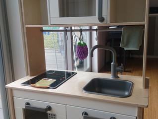 新しいキッチン入りました!