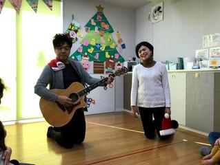 ばなな保育園メリークリスマス!!