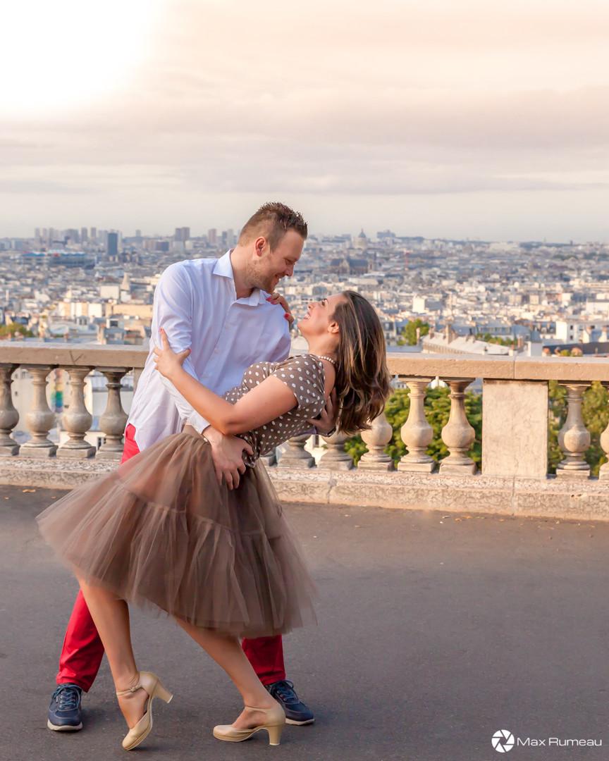 Montmartre Photoshoot