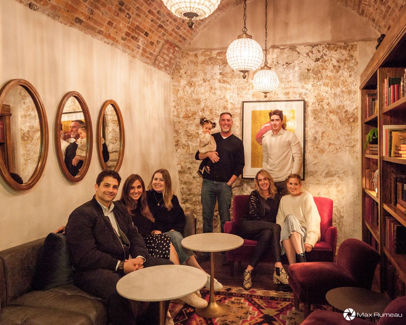 Indoor Photoshoot in Paris