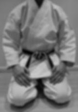 Seiza, Northampton Karate, Karate clubs in Northampton, Wado Ryu