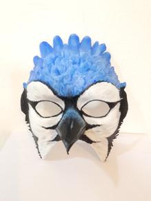 Masque de l'oiseau