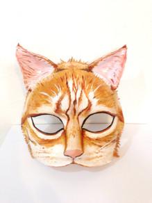Masque du chat
