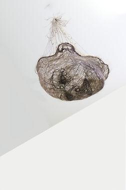 #cheveux  #cheveuxtissés #sculpture #art #masque