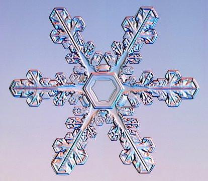 Flocon de neige pour sets de table (2).j