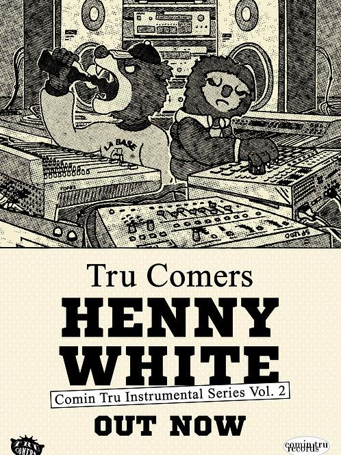 """HENNY WHITE"" Poster"