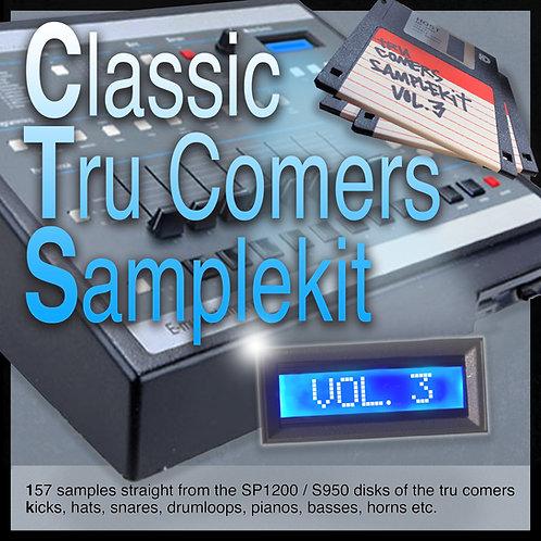 Classic Tru Comers Samplekit Vol.3