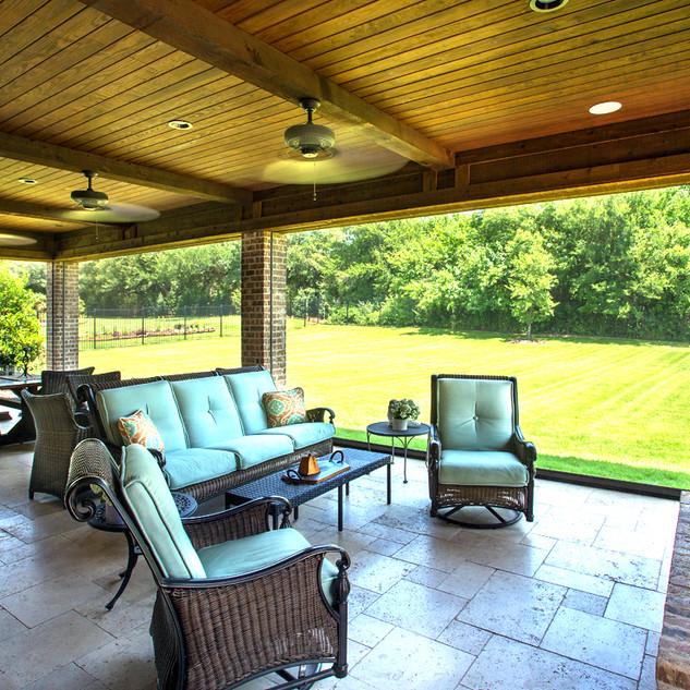Cresswell Custom Builders Exterior patio