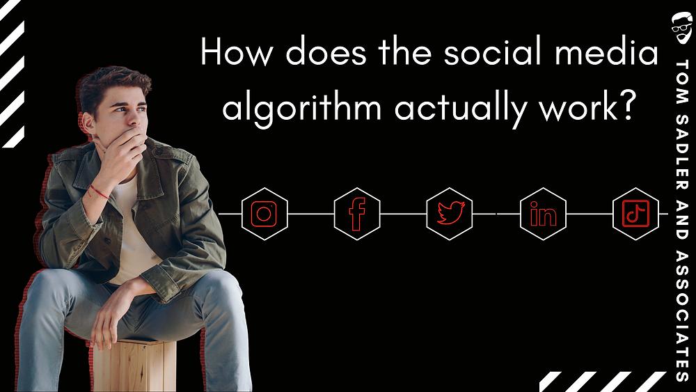 How does the social media algorithm actually work?
