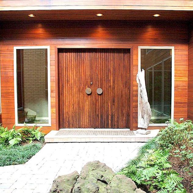 Cresswell Custom Builders Front Entry Doors