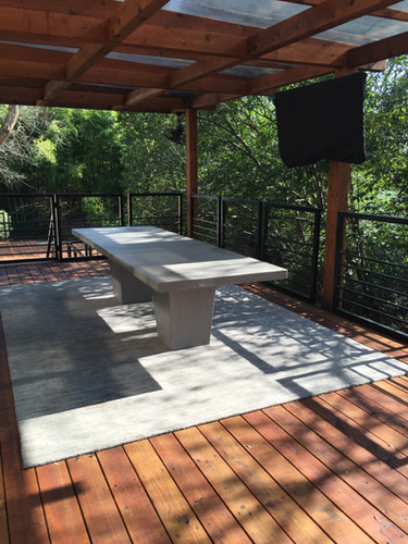 Patio Deck